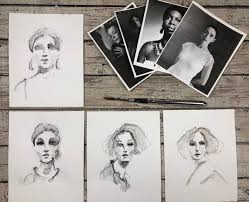 A Brand New Free Art Lesson | Petits Portrait with Renee Mueller - Jeanne  Oliver