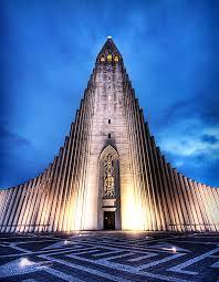 Hallgrmskirkja Church in Iceland