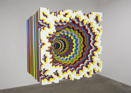 World Art Design Jen Starks Otherworldly Illusion Artwork Inspired By Our