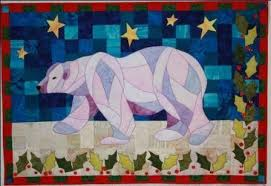 BJ Designs & Patterns Holly Bear Applique Quilt Pattern & BJ Designs & Patterns Holly Bear Applique Quilt Pattern - Beaverhead  Treasures LLC Adamdwight.com
