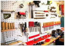 garage tool organizer s power storage ideas hand steel rack wall mounted garage tool