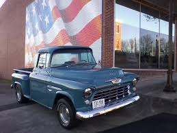 Truck chevy 1955 truck : Truck » 1955 Chevy Truck Restoration - Old Chevy Photos Collection ...
