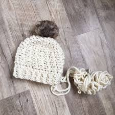 Bulky Yarn Crochet Hat Patterns Delectable A Chunky Yarn Crochet Pattern To Make A Hat You Will Love