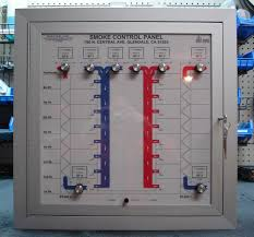 firefighters smoke control station (fscs) smoke extraction system smoke control panel specifications at Wiring Smoke Alarm And Fire Control System Purge