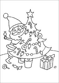 De Kerstboom Kleurplaat Jouwkleurplaten