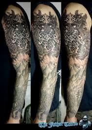 Tetování Bojovníci Tetování Tattoo