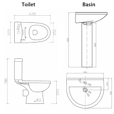 ada bathroom sink height designs