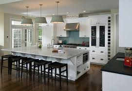 gray kitchen features