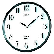 wall clocks with temperature digital atomic wall clocks large atomic wall clock digital atomic wall clock