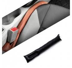 <b>Кожаные вставки</b> для передних <b>сидений</b> универсальные черные