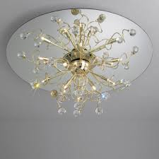 unusual ceiling lighting. Image Of: Unusual Gold Ceiling Lights Lighting G