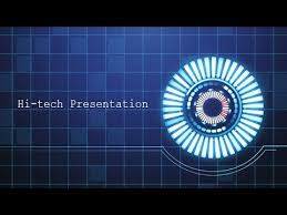 Hi Tech Presentation Template Free Download Youtube