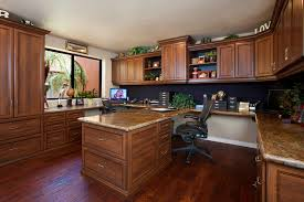 office for home. trade the big corner office for your own home