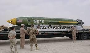 תוצאת תמונה עבור moab bomb
