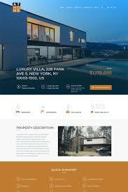 At Home Real Estate Elementor Wordpress Theme