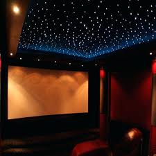 home theater ceiling lighting. Delighful Theater Interesting Home Theater Ceiling Photo 4 Of 8 Stars  Optic Fiber Lighting In Home Theater Ceiling Lighting M