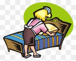 make bed clipart. Simple Bed Making Movies Cliparts  My Bed Cartoon Intended Make Clipart E