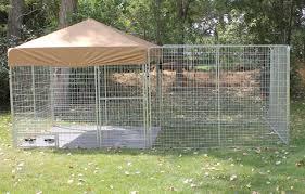 homemade dog kennels 2. Diy Dog Kennel And Run Plans Ideas Homemade Kennels 2 U