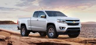 2019 Chevrolet Colorado And GMC Canyon Ditch The Manual Transmission ...