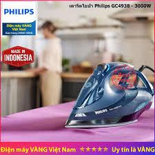 Bàn ủi hơi nước cao cấp indonesia Philips GC4938