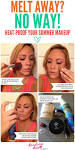 Summer makeup tips and tricks