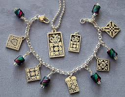 quilt charm jewelry you design it penny makes it