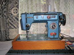 Pinnock Sewing Machine For Sale