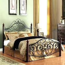 cast iron bed frame – javachain.me