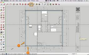 Small Picture Draw a Floor Plan in SketchUp from a PDF Tutorial