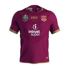 Queensland Maroons 2018 Jersey ...