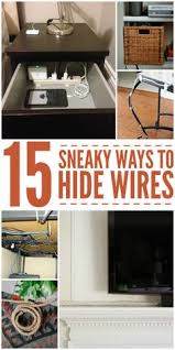 Cable Management: 15 Ways to Hide Ugly Wires