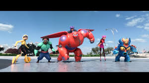<b>Big Hero 6</b> New York Comic Con Sizzle - YouTube