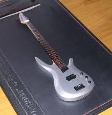 yamaha rbx 370 new rbx jm2 6 string bass silver glossy yamaha john myung miniature mini guitar