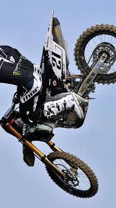 Yamaha Dirt Bikes Motocross Jump Wallpaper 105624