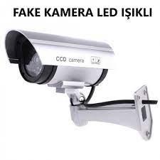 Sahte Caydırıcı Metak Dummy Güvenlik Kamerası - Toptanal.com: Toptan  Fiyatına Perakende Satış Yeri