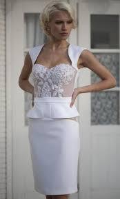 other apilat short wedding dress l1 567 size 8 new un