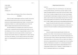 007 mla format research paper exle