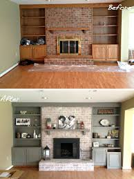 interior paint colors that go with red brick painted red brick fireplace design ideas interior paint