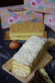 Japanese Sponge Cake Review Kayanyaenak Di Restoran Breadlife