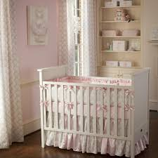 luxurious pink and taupe damask crib bedding baby per bed