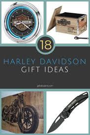 18 good harley davidson gifts