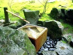 build a water fountain japan water fountain brilliant bamboo spout upright build a garden intended for build a water fountain