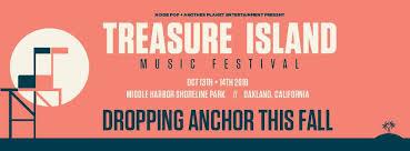 treasure island festival 2018
