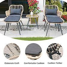 joivi 5 piece outdoor patio furniture