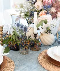 Fall Tablescapes | Autumn Decorating | Fall Table Decorating Ideas