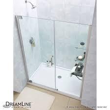 slimline shower base