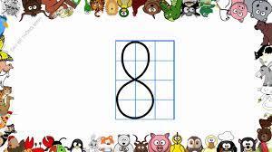 Bé học chữ   Em tập viết chữ số lớp 1   Viết số 7,8,9   Dạy bé thông minh -  YouTube