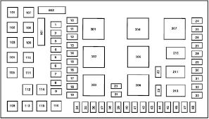 1996 Ford F450 Fuse Box Diagram 012 Ford F-450 Fuses 25 Amp