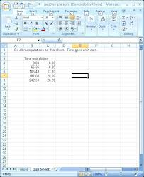 excel best fit line how to do line of best fit on excel prepare a chart an also known as