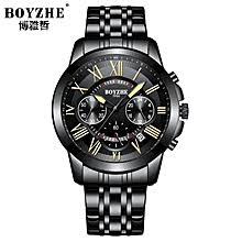 Buy <b>BOYZHE Men's</b> Bracelet Strap Watches online at Best Prices in ...